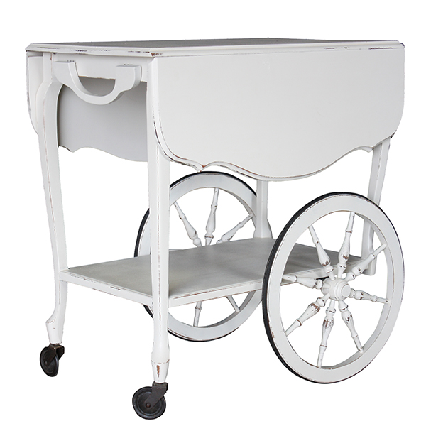 Casablanca Tea Cart