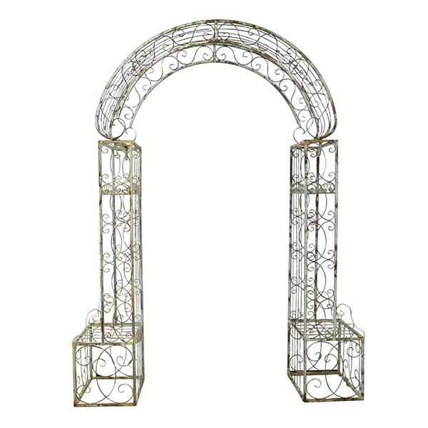 Ivonne - Wrought Iron Oversized Arch