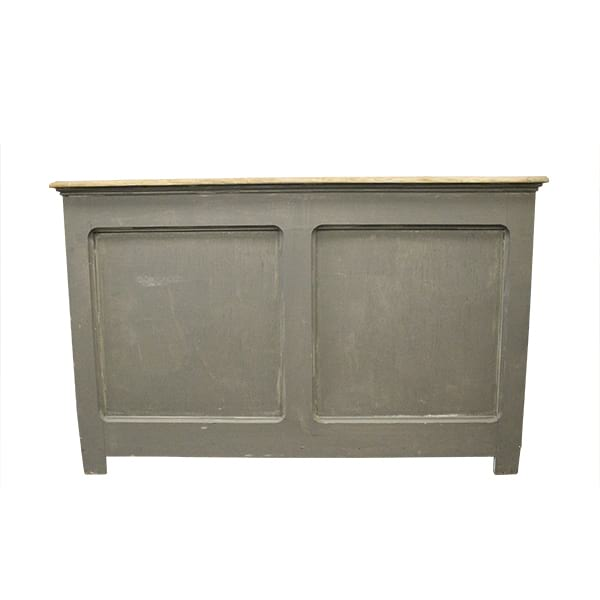 Gray Wooden Bar