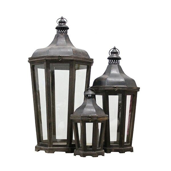 Holland Lantern Set