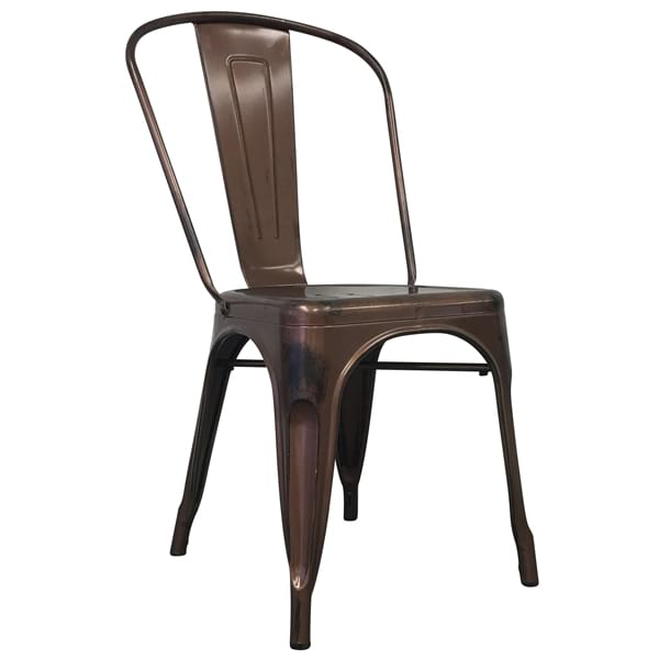 Copper (Brushed) Chairs