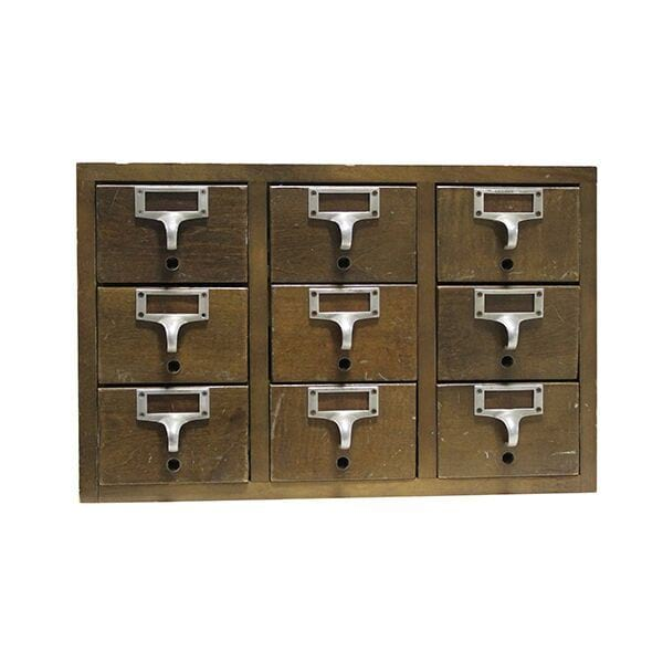 Butler Card Catalog