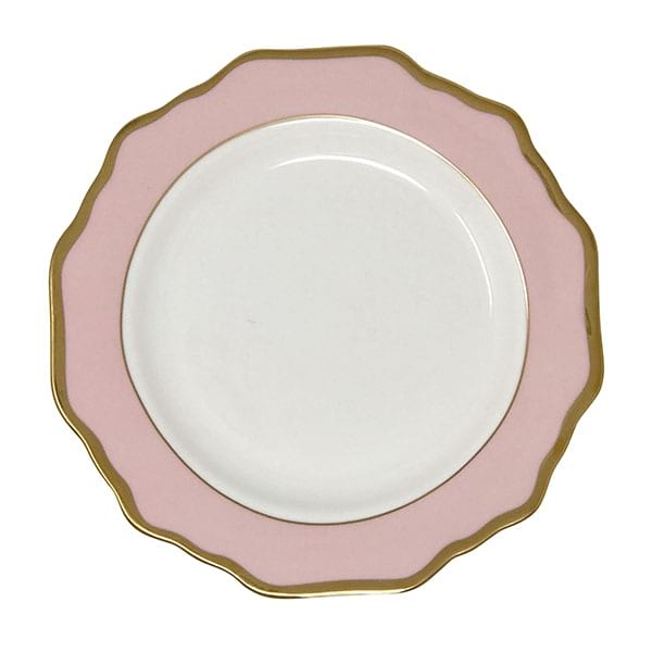 Avery - Blush Dessert/Bread Plate