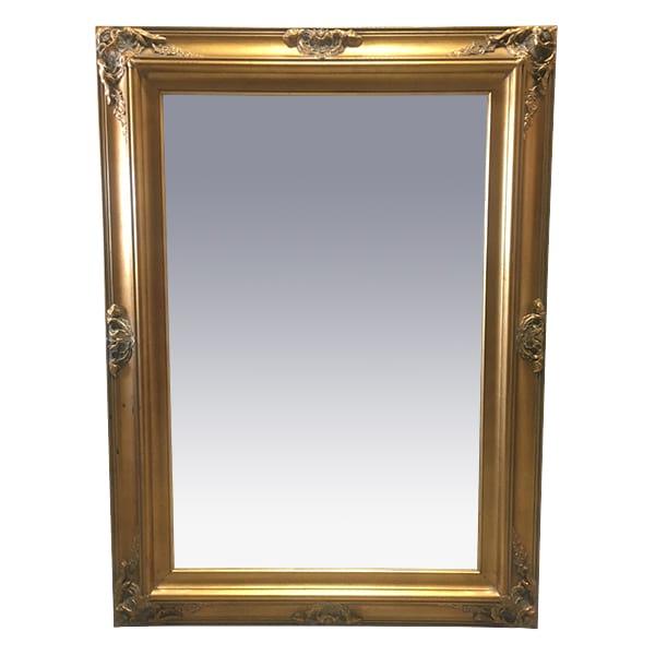 Ginny - Gold Mirror