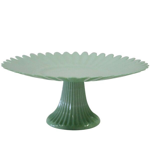 Green Pedal Cake Stand - Set