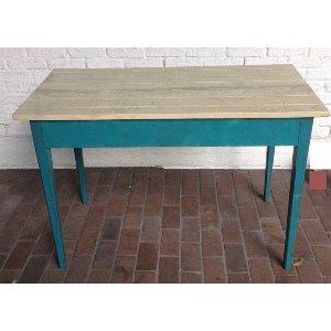 Teal Base Table
