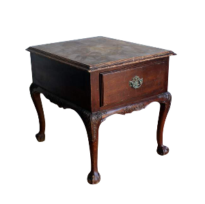 Clawfoot Side Table