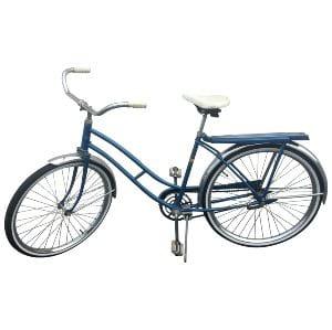 Sky Blue Bicycle