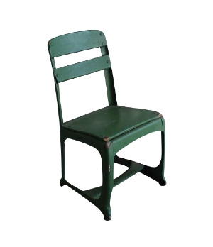 Green School Chair (Child-Size)