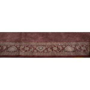 Burgundy Oriental Rug