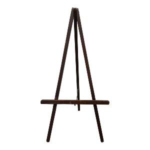 A-Frame Tabletop Wood Easel - Large