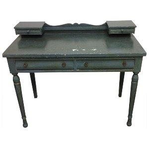 Teal Desk