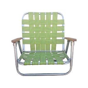 Vintage Folding Aluminum Lawn Chairs