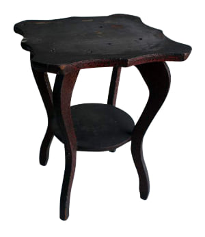 Small Wood Table