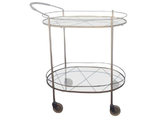 Leonard Bar Cart