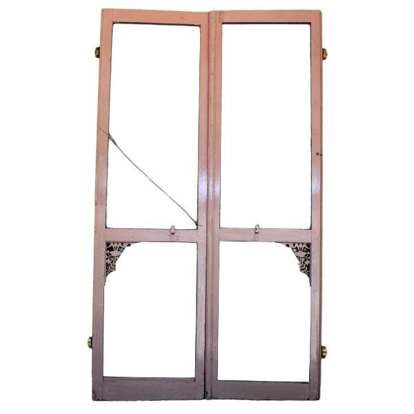 Victorian Screen Doors