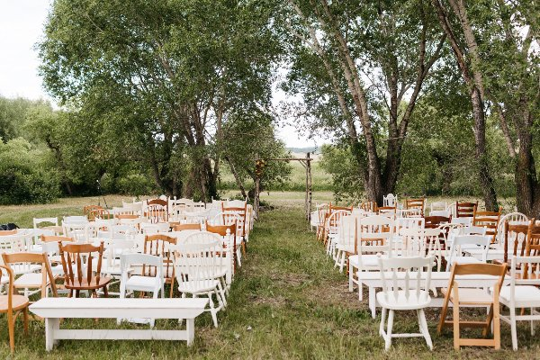 Rustic Ceremony Medium