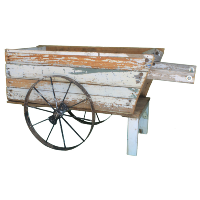 Bosley Yard Cart
