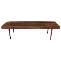 Steven Slat Table