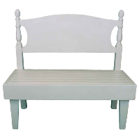 Flora Bed Bench